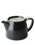 Teapot Stump 400 ml black