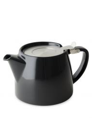 Teapot Stump 400 ml black