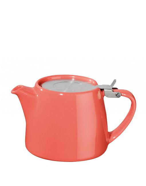 Teapot Stump 400 ml peach