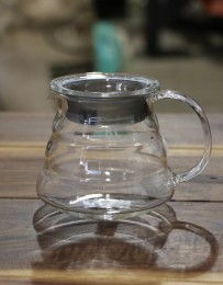 Hario tea Glass Server Pitcher 360 ml
