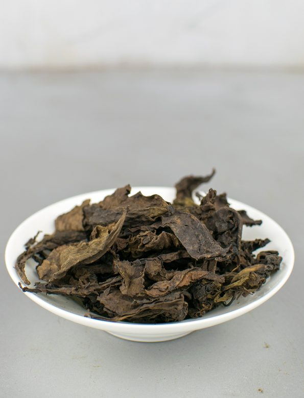 Ancient Puer Leaves 1977 No.826