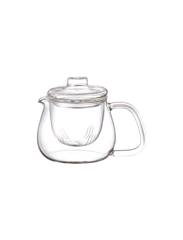 Kinto Unitea glass teapot – glass stainer