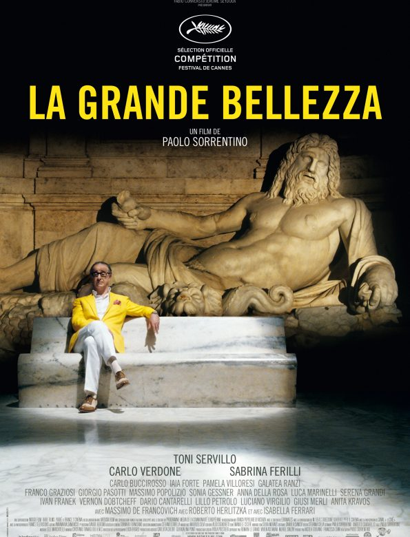 La Grande Bellezza – Admission ticket March 22