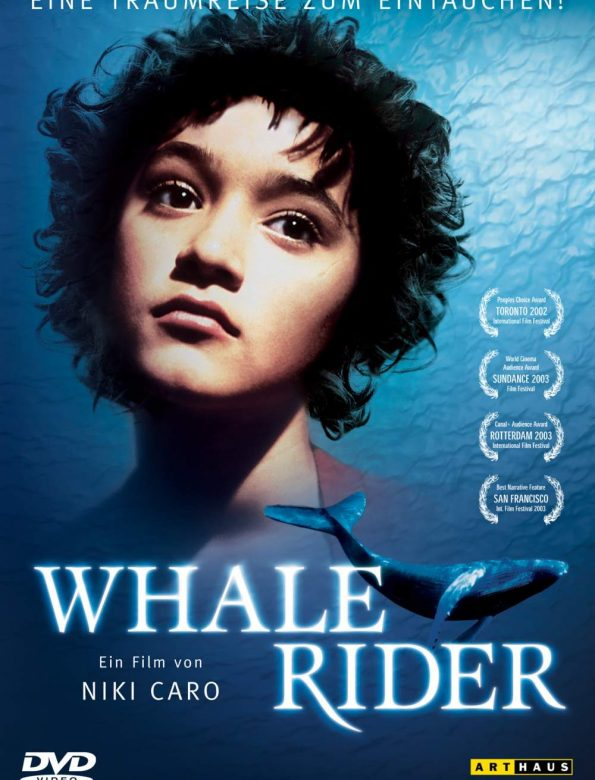 Whale Rider – Admission ticket April 12