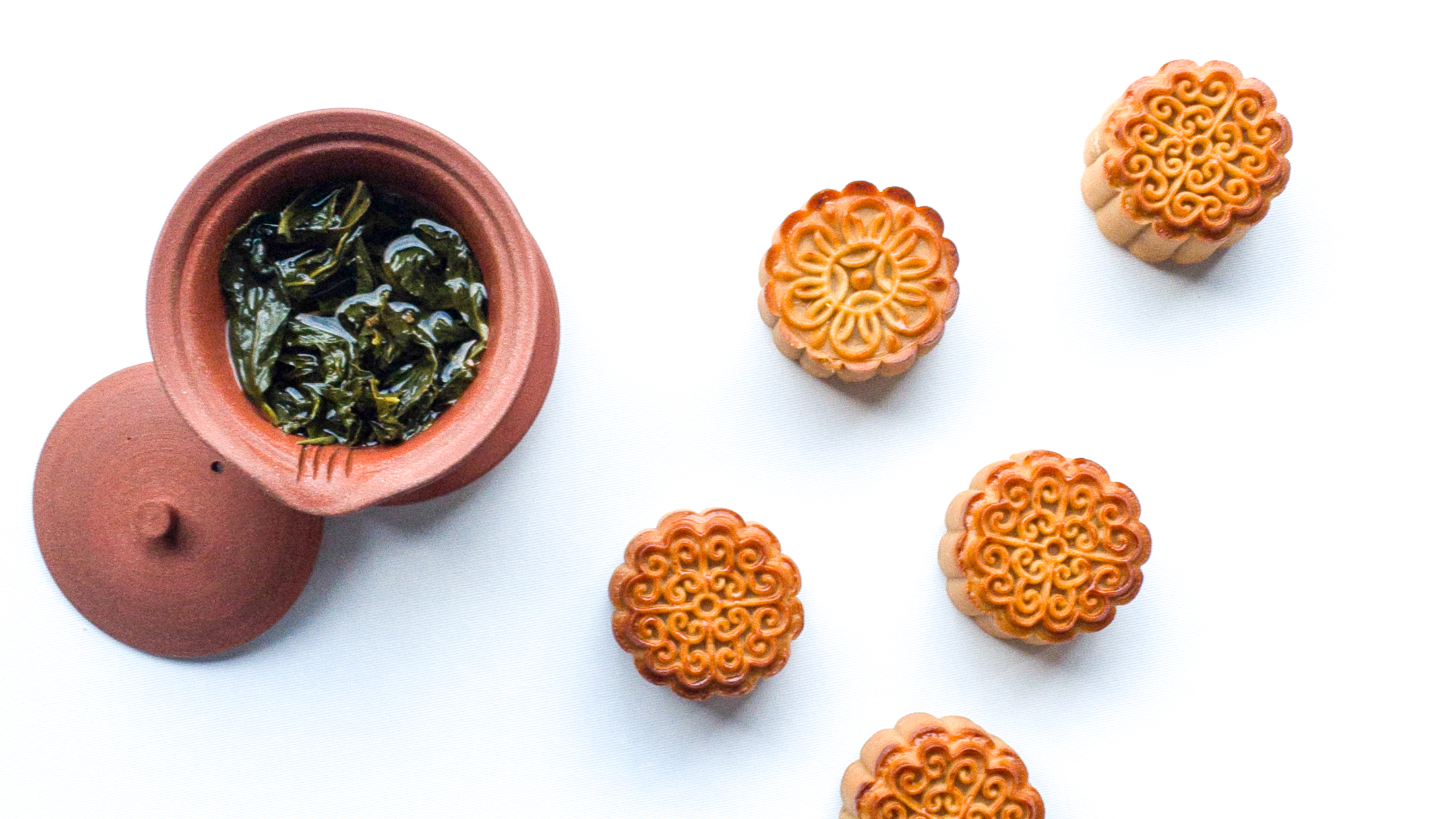 Mid-Autumn Festival and Mooncakes   Zhao Zhou tea