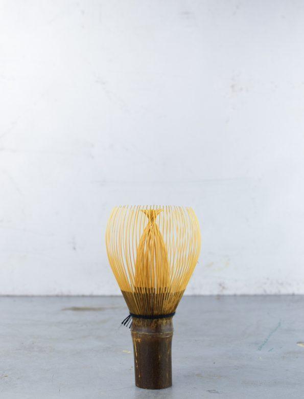 Shin / Zhen 真 stílusú bambusz chasen