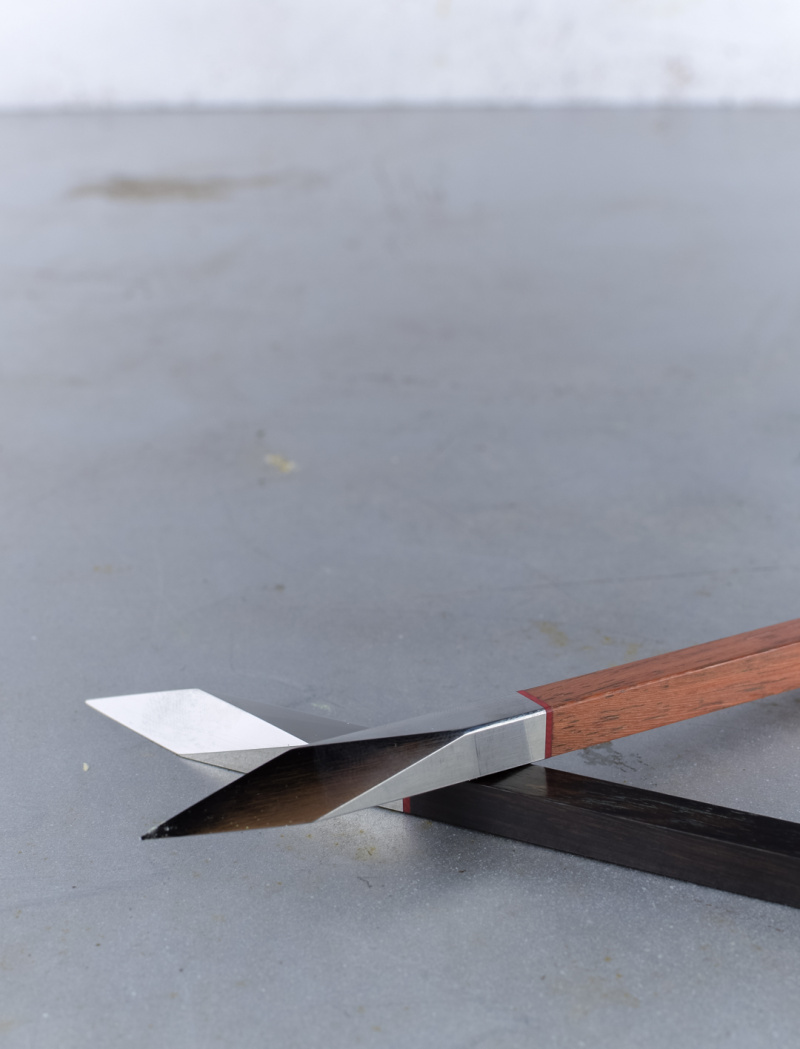 Modern puer tea knife