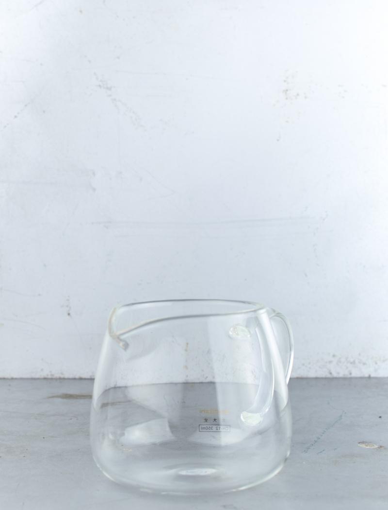 Glass tea pitcher 350 ml