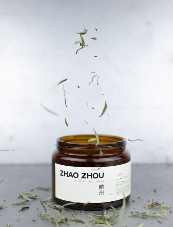 Da Xue Shan White Buds 2018 No.216