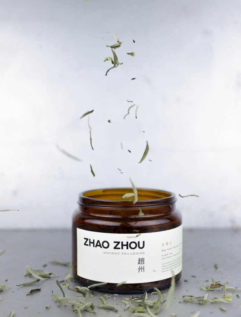 Da Xue Shan White Buds 2020 No.216