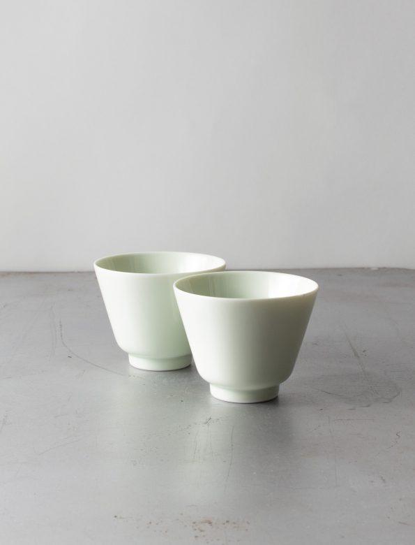 Teáscsésze – bambusz kék