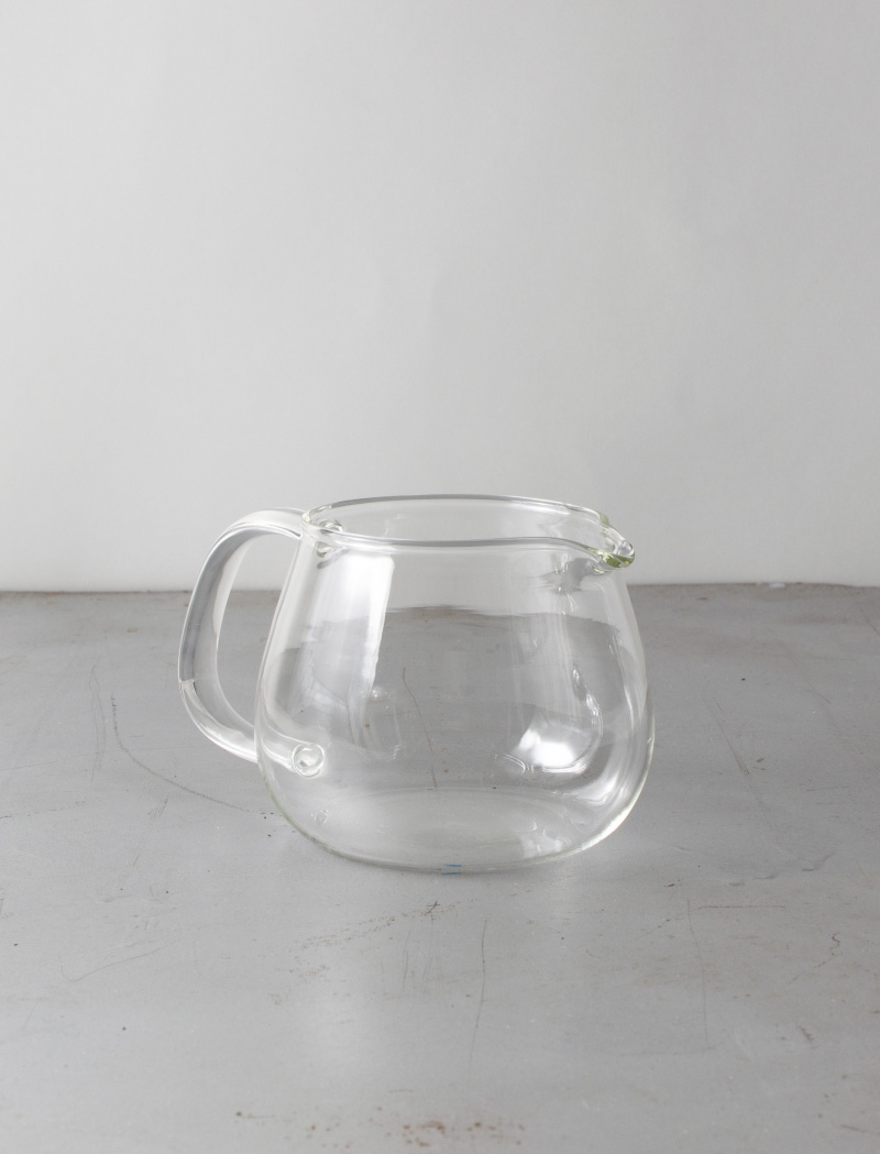 Unitea glass tea pitcher