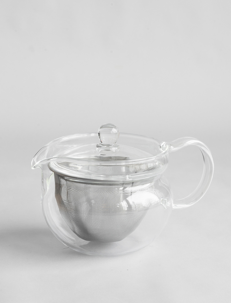Glass teapot 300 ml