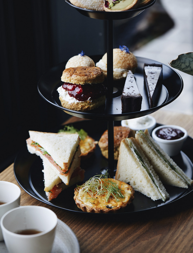 Afternoon Tea – admission ticket Dec 10.