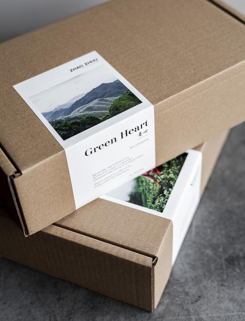 Green Heart – Qing Xin tea selection