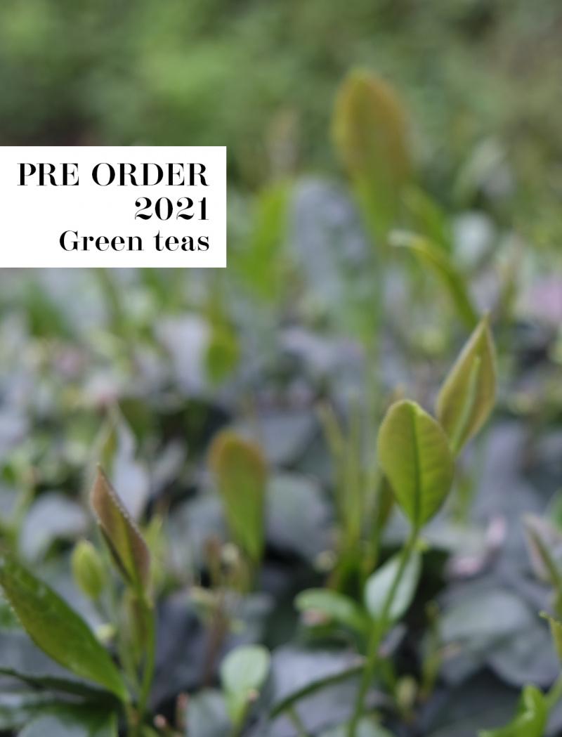 Pre-Order Qingming 清明 – Green Tea Selection 2021