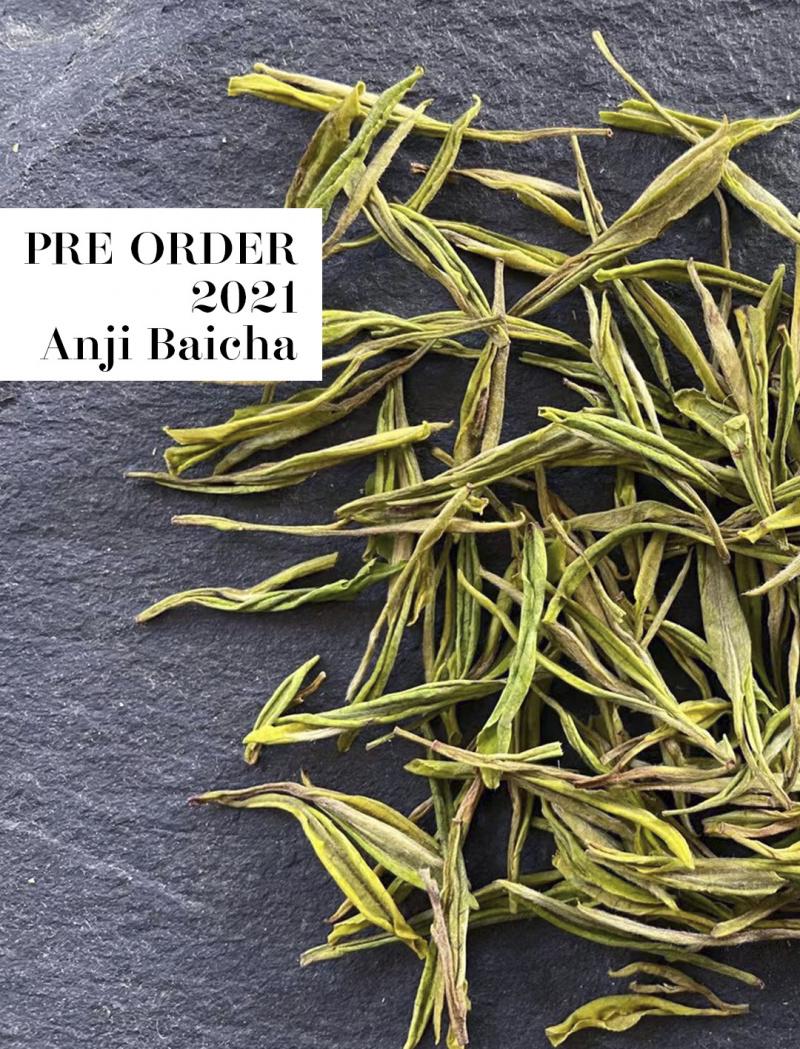 Pre order – Anji Baicha 2021