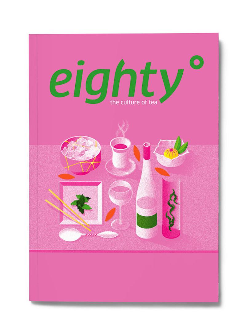 Eighty degrees magazine – issue 6